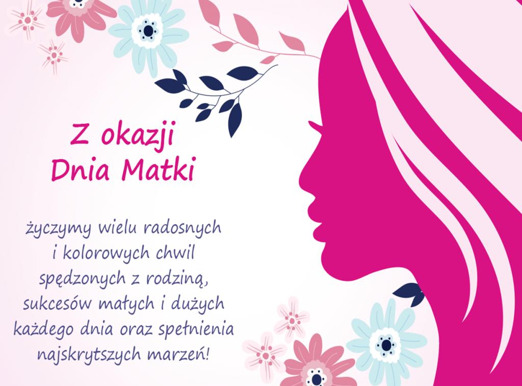 Z okazji Dnia Matki: wszytkiego najlepszego...
